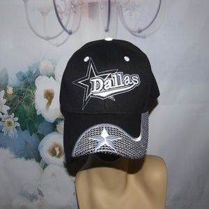 Dallas Hat Texas-Lone Star-Cowboy Hat NWOT
